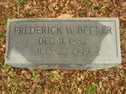 Frederick W. Becker