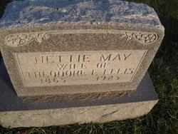 Nettie May <I>Lincoln</I> Ellis