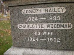 Charlotte <I>Woodman</I> Bailey