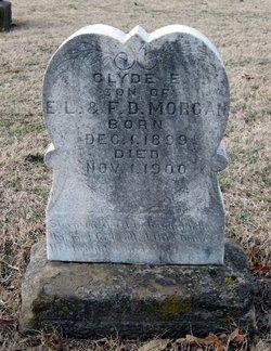Clyde E Morgan