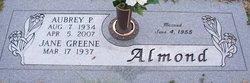 Aubrey P Almond
