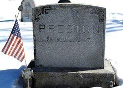 George Washington Preston