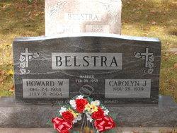 Howard Wilbur Belstra