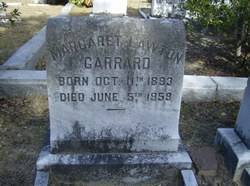 Margaret Leslie <I>Lawton</I> Garrard