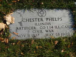 Chester C. Phelps