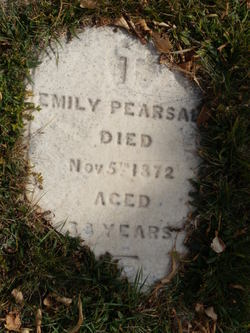 Emily Pearsall