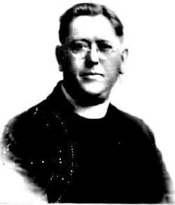 Rev Fr John Patrick O'Mahoney