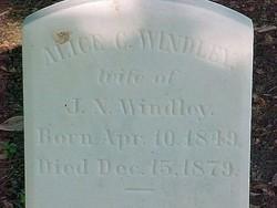Alice Comfort <I>Gaylord</I> Windley