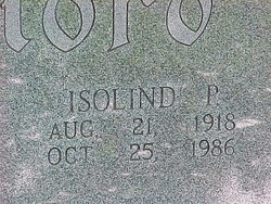 Isolind <I>Phelps</I> Gaylord