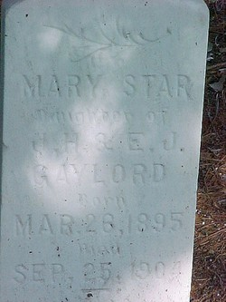 Mary Starr Gaylord