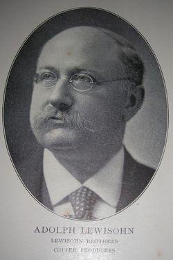 Adolph Lewisohn
