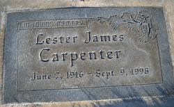 Lester James Carpenter