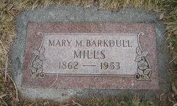 Mary Ann <I>Meadows</I> Mills
