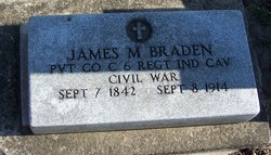 James M. Braden