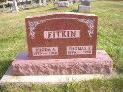 Rhoda A <I>Perkins</I> Fitkin