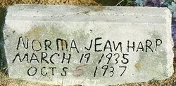 Norma Jean Harp