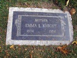 Emma Lenore <I>Drysdale</I> Knight