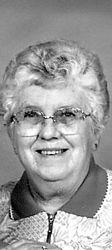 """Marjorie Lois """"Marge"""" <I>Bennett</I> Hake"""
