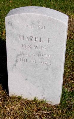Hazel Fern Dewitt