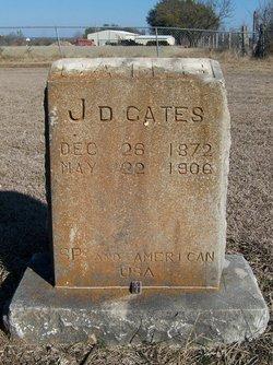 J D Cates