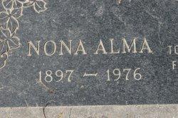 Nona Alma <I>Scism</I> Acord