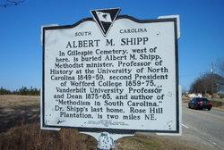 Gillespie - Shipp Family Graveyard