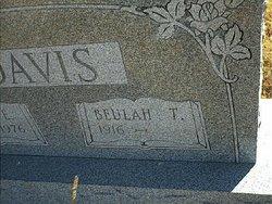 Beulah T. Davis