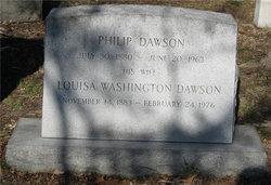 Louisa Fontaine <I>Washington</I> Dawson