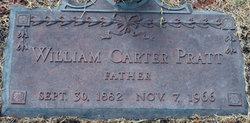 William Carter Pratt