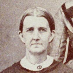Mary Ann <I>Clark</I> Hadley