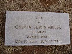 Calvin Lewis Miller