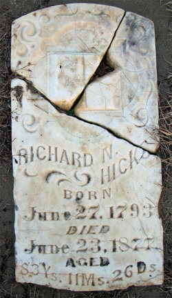 Richard N Hicks