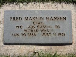 Fred Martin Hansen