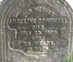 Angeline <I>Conklin</I> Cornwell