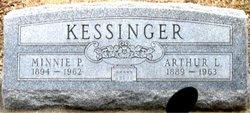 Minnie Patience <I>Waterman</I> Kessinger