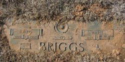 Alice Marie <I>Jowers</I> Briggs