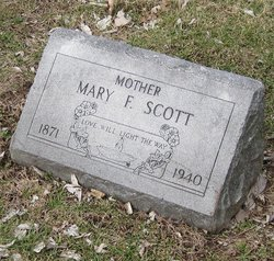 Mary Frances <I>Coffee</I> Scott
