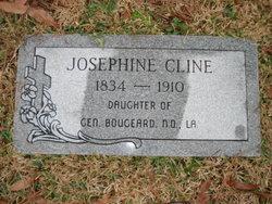 Josephine Francoise <I>Bougeard</I> Cline