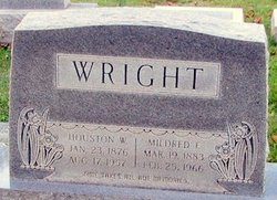Houston W Wright