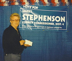 Larry Keith Stephenson