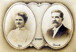 Granville Pearl Evans