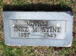 Inez Margaret <I>Phillips</I> Stine
