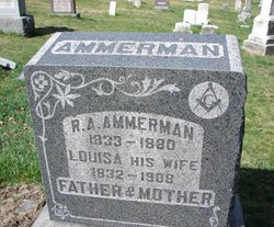 Louisa <I>Hoy</I> Ammerman