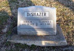 "Clarence L ""Shorty"" DeShazer"