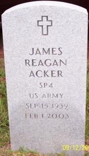 James Reagan Acker