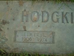 "Elmer Leroy ""Hodge"" Hodgkinson, Jr"