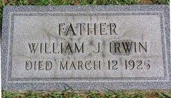 William John Irwin
