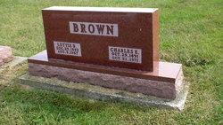 Lottie Belma <I>Hocker</I> Brown