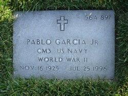 Pablo Garcia, Jr