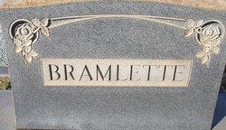 Cora <I>McHugh</I> Bramlette